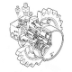 Travel Reduction Gear Assy